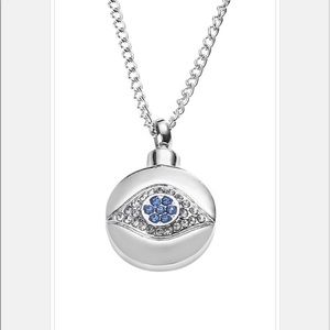 Jewelry - Memorial Cremation Urn Pendant Keepsake Necklace